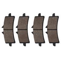 Front Brake Pads For SUZUKI GSXR 600/750 2011-2016 GSXR 1000 GSXS1000 2012 2013