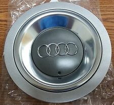 "2003 TO 2006 Audi A4 CABRIOLET Wheel Center Cap - For 17"" Wheels - FACTORY OEM"