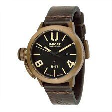 U-Boat 7797 Classico 47 Bronze Wristwatch