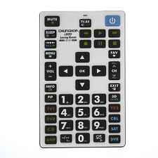 CHUNGHOP L800 Universal Learning Remote Control 8 Devices For TV SAT DVD AV CD