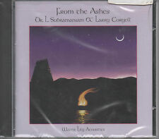 Larry Coryell & Or. L. Subramaniam - From The Ashes CD NEU Beyond the flames