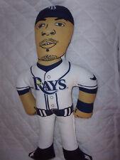 """Match Up Promotions Tampa Bay Rays Baseball Jennings 19"""" Plush Soft Toy Stuffed"""