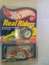 Hot Wheels Redline Club RLC Series 3 Real Riders 5/6 Scorchin Scooter 3497/10500