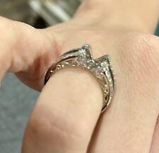 wedding ring sets for women diamond