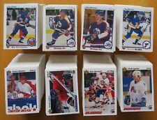 1990-91 & 1991-92 Upper Deck Hockey, 25 Card Lot, U-Pick to complete a set
