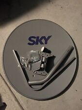 Sky De Mexico Antena Satelital / Satellite Dish For Sky Of Mexico