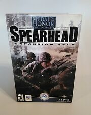 SpearHead Expansion Pack (Medal of Honor Allied Assault) - MAC - FIRST EDITION