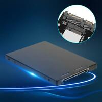 "M.2 NGFF to 2.5"" SATA 3.0 SSD Enclosure Adapter for 2280mm Solid Hard Disk Box"