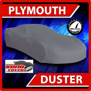[PLYMOUTH DUSTER] CAR COVER - Ultimate Full Custom-Fit All Weather Protection