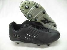 New Reebok 90357 Pro X-8 Low Football Baseball Lacrosse Cleats Shoes Black Mens