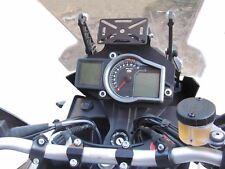 GPS bracket holder mount HEED for KTM 1190, 1050 and 1290 ADVENTURE - black