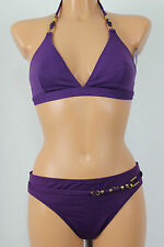 Marken Triangel - Bikini Gr. 34 C / D  - 36  purple edellook  NEU  A13-012