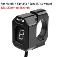22mm Universal Motorcycle Speed Gear Indicator Display Bracket for Honda Yamaha