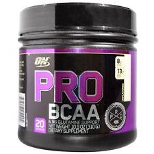 Optimum Nutrition PRO BCAA Amino Acid Glutamine 20 Servings CHOOSE FLAVOR