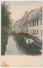 (107059) AK Augsburg, Oberer Graben, bis 1905