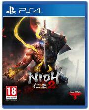 NIOH 2 PS4 VIDEOGIOCO ITALIANO TEAM NINJA PLAYSTATION 4 GIOCO ITA SONY NUOVO
