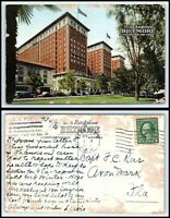 CALIFORNIA Postcard - Los Angeles, Biltmore Q33