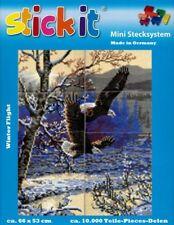 Mini Stecksystem Winter Flight ca. 10.000 Teile Nr. 41238 mit XXL-Steckvorlage