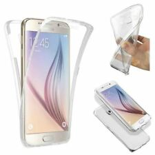 Coque intégrale clipsable gel silicone transparent SAMSUNG GALAXY S7 neuve