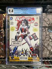 Harley Quinn #25 (2016, DC) CGC 9.4 Neal Adams Variant Sketch Superman Homage