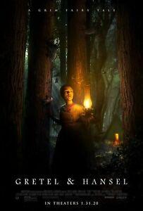 Gretel Hansel Movie Poster 18'' x 28'' ID-3-64