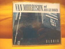 MAXI Single CD VAN MORRISON AND JOHN LEE HOOKER Gloria 4TR 1993 country rock