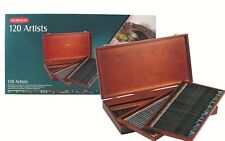 Derwent Artist Pencil Box Set 120 Artist Pencils Derwent artist Pencils Set