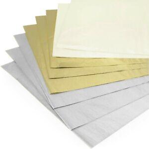 Ashton & Wright Tissue Paper - 50x70cm - 25 Sheets - 3 Colours -Buy 2 Get 1 Free