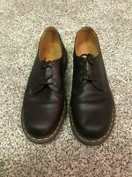Doc Martens Mens Kent Oxford Lace Up Casual Shoes Brown Size 13