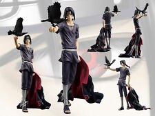 New Anime NARUTO Uchiha Itachi Stand PVC Action Figure Collection Gift 9in High