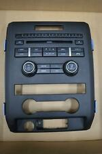 2012 Ford F-150 Radio Control Player CL3T-18A802-HA + CD Player CL3T-19C107-AC