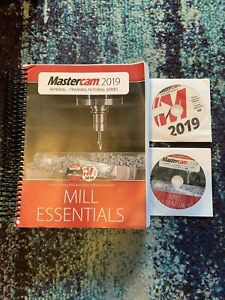 MasterCAM 2019 Mill Essentials