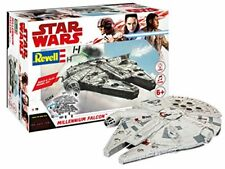 Revell 1/164 Build & Play Millennium Falcon Star Wars # 06765