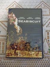Seabiscuit  DVD Chris Cooper Like New