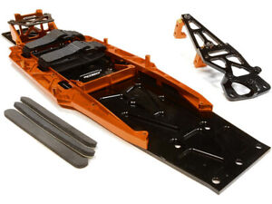 Integy Aluminum Complete LCG Chassis Conversion Kit for Traxxas 1/10 Slash 2WD