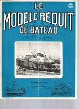 "MODELE REDUIT DE BATEAU N°121 PLAN : BATEAU COURSE CROISIERE ""RALLYE"" / TARAAN"
