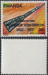 Rwanda 1977 - Mint never hinged stamp (MNH). Cob Nr.: 839.... (EB) MV-3466