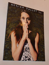 NERINA PALLOT fires PIANO vocal VOICE guitare PARTITION sheet music SONGBOOK