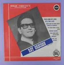 Roy Orbison - Roy Orbison And Others 1965 UK Vinyl LP, VG+/VG+