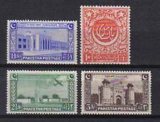 PAKISTAN 1948 INDEPENDENCE SET OF 4 SCOTT #20-23 MLH