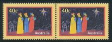 Australian Stamps: 1998 Christmas - $0.40 Pair
