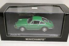 Minichamps Porsche 911 Coupe Condagrün F-Modell 1:43 430067122 Ölklappe