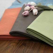 Anti-Mildew Knitted Fabrics For Cross Stitch Materials Linen Dyed Patterns Cloth