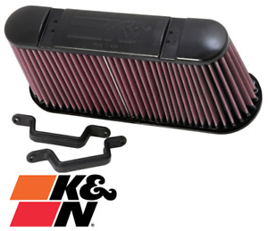 K&N REPLACEMENT AIR FILTER FOR CHEVROLET CORVETTE C6 LS3 LS7 6.2L 7.0L V8