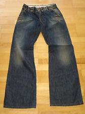REPLAY Vaqueros de mujer talla W28/L34 Boot-Cut azul NUEVO vd2101 Schlag?