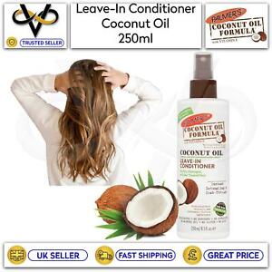 Palmers Coconut Oil Formula Leave-In Conditioner 250ml For Dry & Damaged Hair