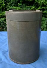 WW2 German Army 18cm Shell charge tin