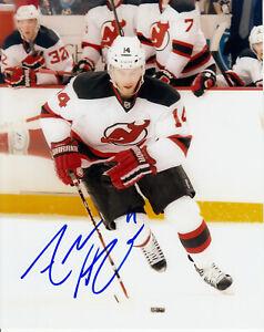 Adam Henrique #0  8x10 Signed Photo w/ COA New Jersey Devils
