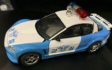 Transformers Binaltech KO Mazda RX-8 Korean Police Car