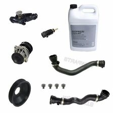 BMW E39 E46 525i 530i 99-03 Cooling System Kit With Water Pump And Thermostat